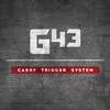 G43 Carry Trigger System - Stock Travel