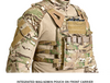 Crye Precision Jumpable Plate Carrier, JPC Plate carrier,  a lightweight and minimal vest designed for maximum mobility, weight savings, and packability. At just over one pound for the entire carrier.