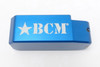 TTI Base Pad For AR 15 .223 30/40 Round PMAG Magazines (Blue)-BCM