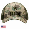 Corps Hat, Mod 16 FrogSkin