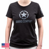 Command Women's Tee S/S, Mod 2 (Black/Grey)