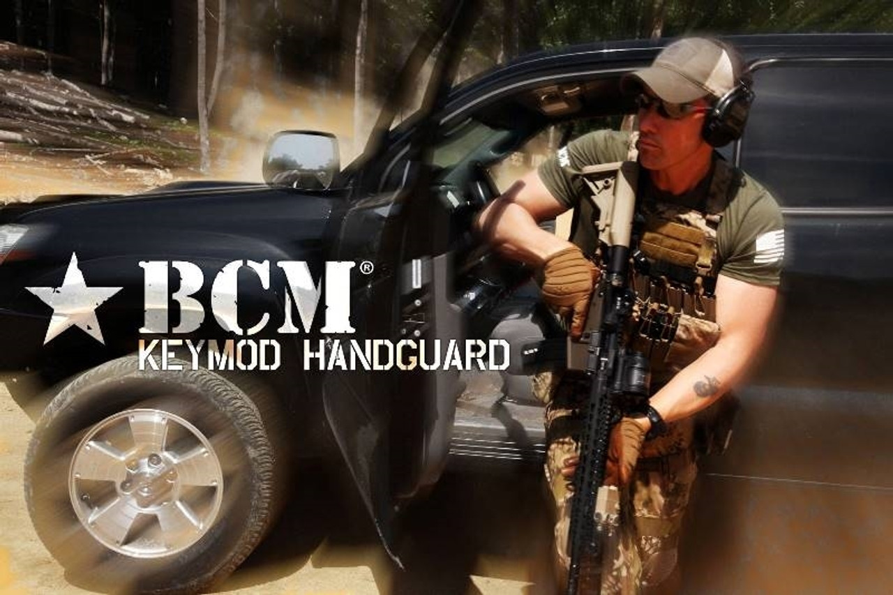 BCM® Upper Groups with KMR™ (KeyMod™) Handguards