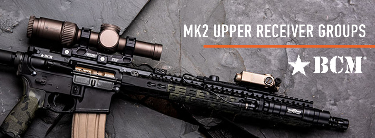 BCM® MK2 Upper Receiver Groups