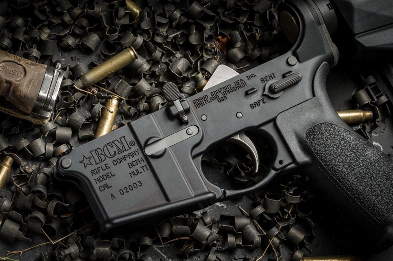 BCMGUNFIGHTER Trigger Guard BCM-GTG-MOD-0-WG NOUVEAU