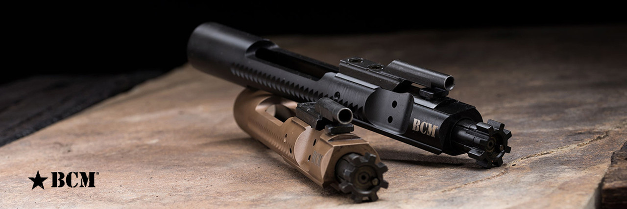 AR-15 Bolt Carrier Groups and Charging Handles