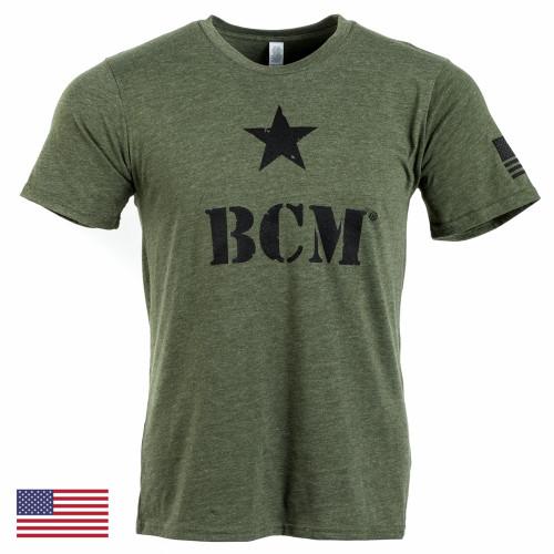 Corps Tee S/S, Mod 1 (Green/Black)