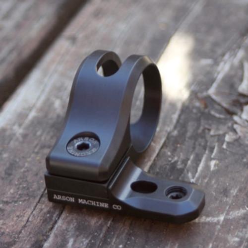 "Arson Machine Co. KeyMod™ Light Mount 1"" Ring, Black Gen 3"