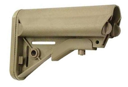 B5 ENHANCED SOPMOD Milspec Stock - FLAT DARK EARTH