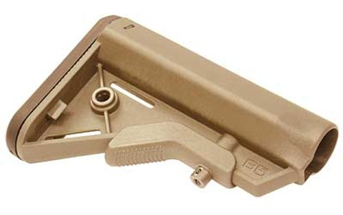 B5 Systems SOPMOD BRAVO Milspec Stock - FLAT DARK EARTH