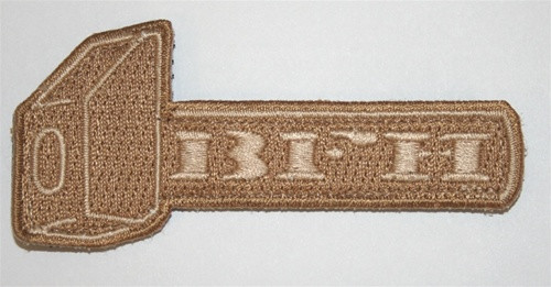 BFH  Patch - TAN