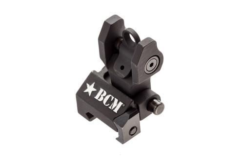 BCM® Folding Battle Sight - REAR (mfg by Troy Ind) - Black