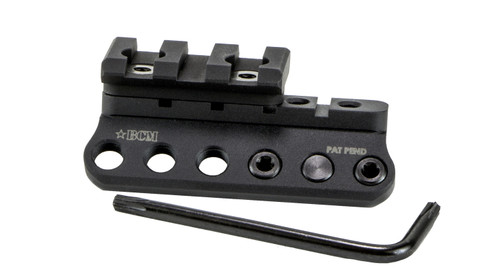 BCMGUNFIGHTER™ 1913 Light Mount Modular – KeyMod™
