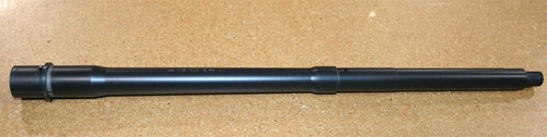 """BCM® 16"""" SS410 Barrel with Mid Length Gas (stripped) 1/8 Twist (Ionbond BLACK)"""