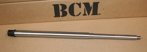 "BCM® 20"" SS410™ SAM-R Barrel with Rifle Length Gas (stripped) 1/8 Twist"