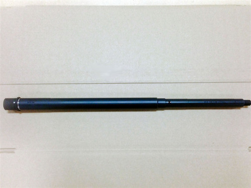 "BCM® 20"" SS410™ SAM-R Barrel with Rifle Length Gas (stripped) 1/8 Twist (Ionbond Black)"