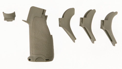 BCMGUNFIGHTER™ Grip Mod 2 (Modular) - Foliage Green