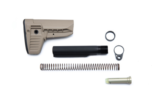 BCMGUNFIGHTER™ Stock Kit Mod 1-SOPMOD-Compartment-Flat Dark Earth