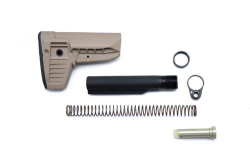 BCMGUNFIGHTER™ Stock Kit Mod 1-SOPMOD-Compartment-Flat Dark Earth