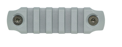 BCM® KeyMod™ 3 Inch Picatinny Rail Section, Nylon - Wolf Gray