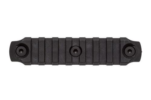 BCM® KeyMod™ 4 Inch Picatinny Rail Section, Nylon - Black