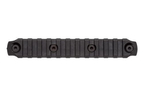 BCM® KeyMod™ 5.5 Inch Picatinny Rail Section, Nylon - Black