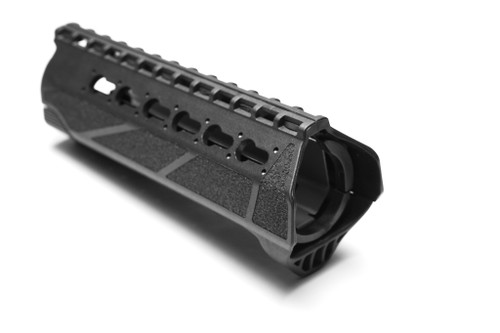 BCMGUNFIGHTER™ PKMR (Polymer KeyMod™ Rail) Carbine Length-BLACK