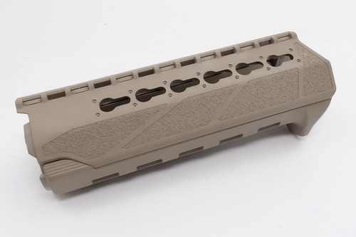 BCMGUNFIGHTER™ PKMR (Polymer KeyMod™ Rail) Carbine Length-FLAT DARK EARTH