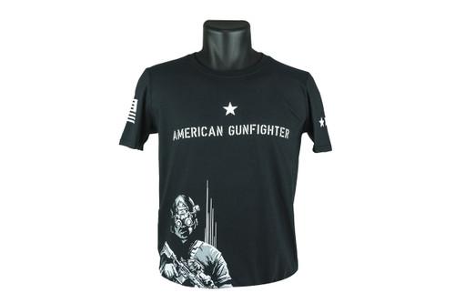 T-Shirt, American Gunfighter (Black)