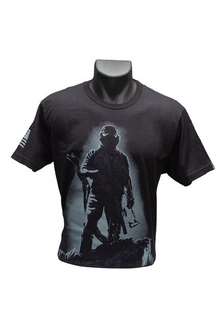 Thomas Paine T-shirt (Black)