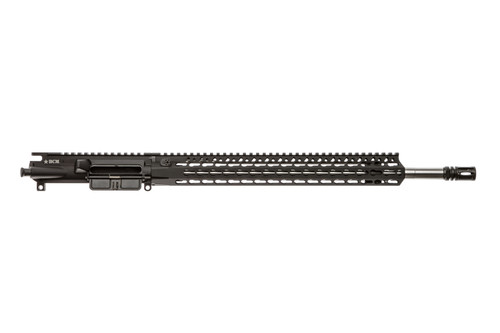 "BCM® SS410 18"" Rifle Upper Receiver Group w/ KMR-A15 Handguard 1/8 Twist"