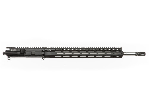 "BCM® SS410 18"" Rifle Upper Receiver Group w/ MCMR-15 Handguard 1/8 Twist"
