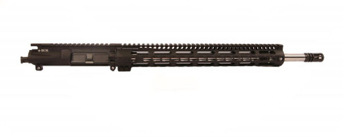 "BCM® SS410 18"" Rifle Length Upper Receiver Group w/ Midwest Industries SSK-15"" Handguard 1/8 Twist"