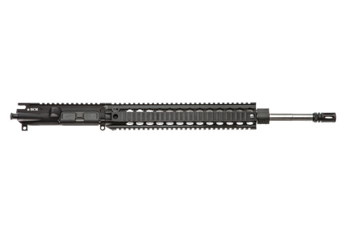 "BCM® SS410 18"" Rifle Upper Receiver Group w/ QRF-12 Handguard 1/8 Twist"