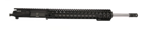 "BCM® SS410 18"" Rifle Length Upper Receiver Group w/ Troy SDMR13"" Handguard 1/8 Twist"