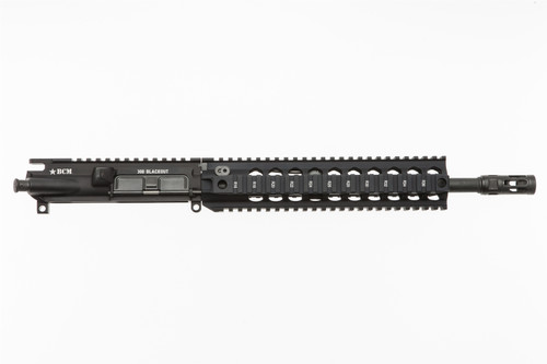 """BCM® Standard 12.5"""" 300 BLACKOUT Upper Receiver Group w/ QRF-10 Handguard"""