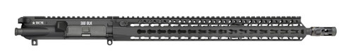 "BCM® Standard 16"" 300 BLACKOUT Upper Receiver Group w/ KMR-A15 Handguard"