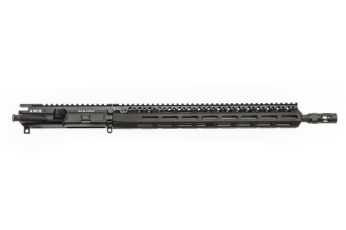"BCM® Standard 16"" 300 BLACKOUT Upper Receiver Group w/ MCMR-15 Handguard"