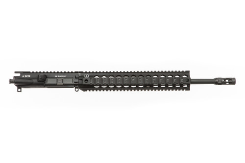 "BCM® Standard 16"" 300 BLACKOUT Upper Receiver Group w/ QRF-12 Handguard"