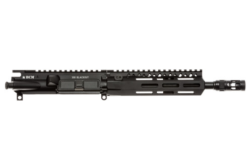 "BCM® Standard 9"" 300 BLACKOUT Upper Receiver Group w/ MCMR-7 Handguard"
