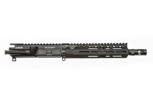 "BCM® Standard 9"" 300 BLACKOUT Upper Receiver Group w/ MCMR-8 Handguard"