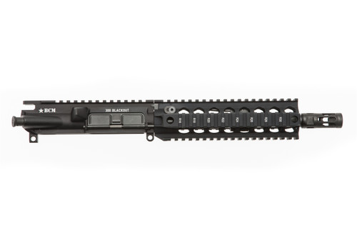 "BCM® Standard 9"" 300 BLACKOUT Upper Receiver Group w/ QRF-8 Handguard"
