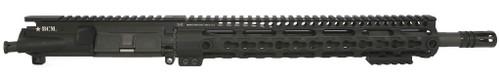 "BCM® BFH 14.5"" Mid Length Upper Receiver Group w/ MI (KeyMod™) SSK-12 Handguard"