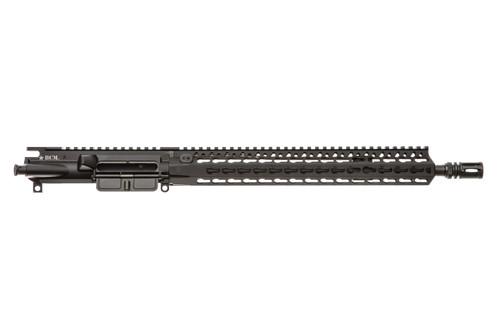 """BCM® Standard 14.5"""" Mid Length (ENHANCED Light Weight) Upper Receiver Group w/ KMR-A13 Handguard"""
