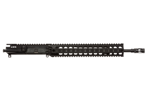 """BCM® Standard 14.5"""" Mid Length (ENHANCED Light Weight) Upper Receiver Group w/ QRF-12 Handguard"""