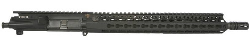 "BCM® Standard 14.5"" Mid Length (ENHANCED Light Weight-*FLUTED*) Upper Receiver Group w/ KMR- A13 Handguard"