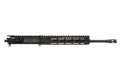 "BCM® Standard 14.5"" Mid Length (ENHANCED Light Weight-*FLUTED*) Upper Receiver Group w/ MCMR-10 Handguard"