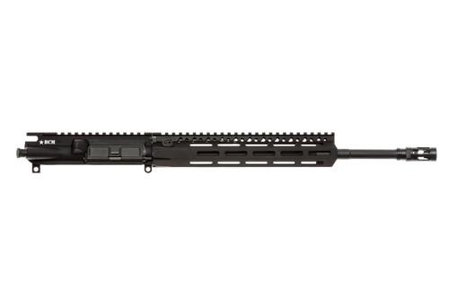 "BCM® Standard 14.5"" Mid Length (ENHANCED Light Weight-*FLUTED*) Upper Receiver Group w/ MCMR-10 Handguard"