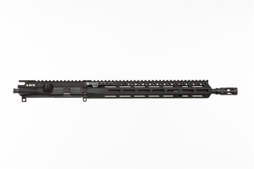 "BCM® Standard 14.5"" Mid Length (ENHANCED Light Weight-*FLUTED*) Upper Receiver Group w/ MCMR-13 Handguard"