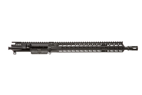 "BCM® Standard 14.5"" Mid Length (Enhanced MEDIUM Weight-*FLUTED*) Upper Receiver Group w/ KMR-A13 Handguard"