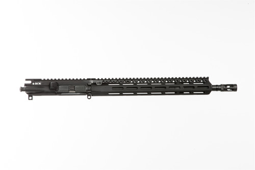 "BCM® Standard 14.5"" Mid Length (Enhanced MEDIUM Weight-*FLUTED*) Upper Receiver Group w/ MCMR-13 Handguard"